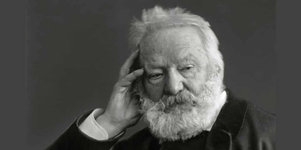 Culture : je recycle une idée de Victor Hugo