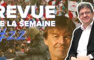 Revue de la semaine #22 - Morts de la rue, climat, Nicolas Hulot, 18 mars, Grand Débat TF1, procurations