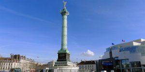 Colonne de Juillet place de la Bastille