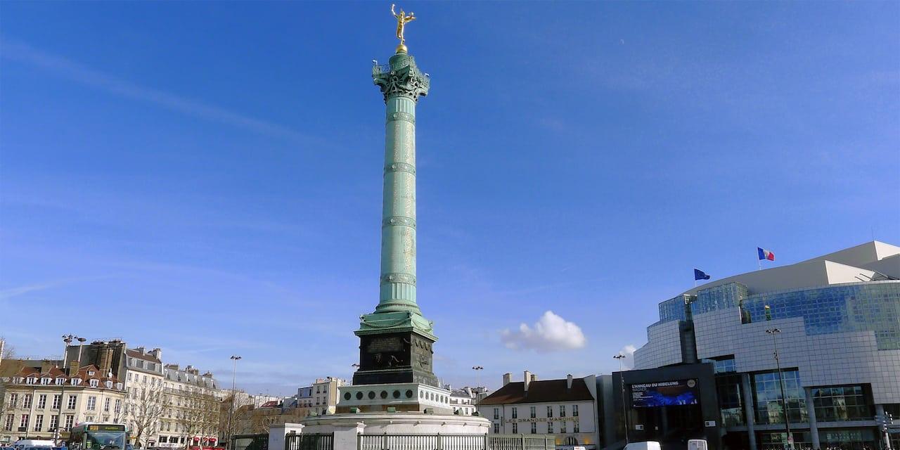 A propos du 18 mars de Bastille à République