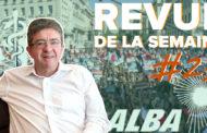 Revue de la semaine #25 : médias, Alliance bolivarienne (ALBA), eau mortelle, Lille, hologrammes