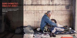 un sans domicile fixe