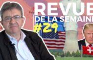 Revue de la semaine #29 : Nucléaire suisse, OTAN, Trump, Bahreïn, Société générale, Irak, Afghanistan