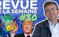 Revue de la semaine #30 : médias, lobbies, Ferrand, Monsanto, Trump-climat, Thomas Pesquet