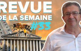 Revue de la semaine #33 : canicule, pollution, racisme, médias, abeilles, insoumis à l'Assemblée