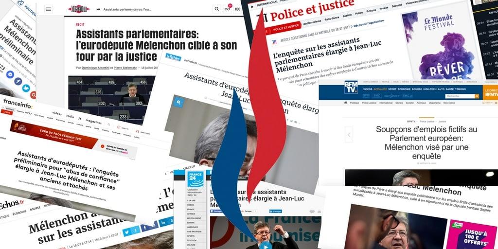 Emplois fictifs ? La farce fait pchitt. Le FN avoue qu'il a bien roulé dans la farine les médias et la justice.