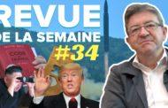 Revue de la semaine #34 : Hologramme, Corée du Nord, Qatar, Trump, climat, milliardaires, code du travail