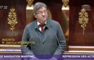 Discours sur la mer à l'Assemblée nationale