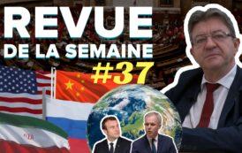 Revue de la semaine #37 : Dette écologique, USA, Russie, Iran, Chine, moralisation, Macron, De Rugy