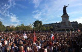 Marche du 23 septembre contre le coup d'État social