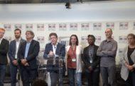 Loi travail, mission flash EHPAD, loi antiterrorisme – Conférence de presse du groupe France insoumise