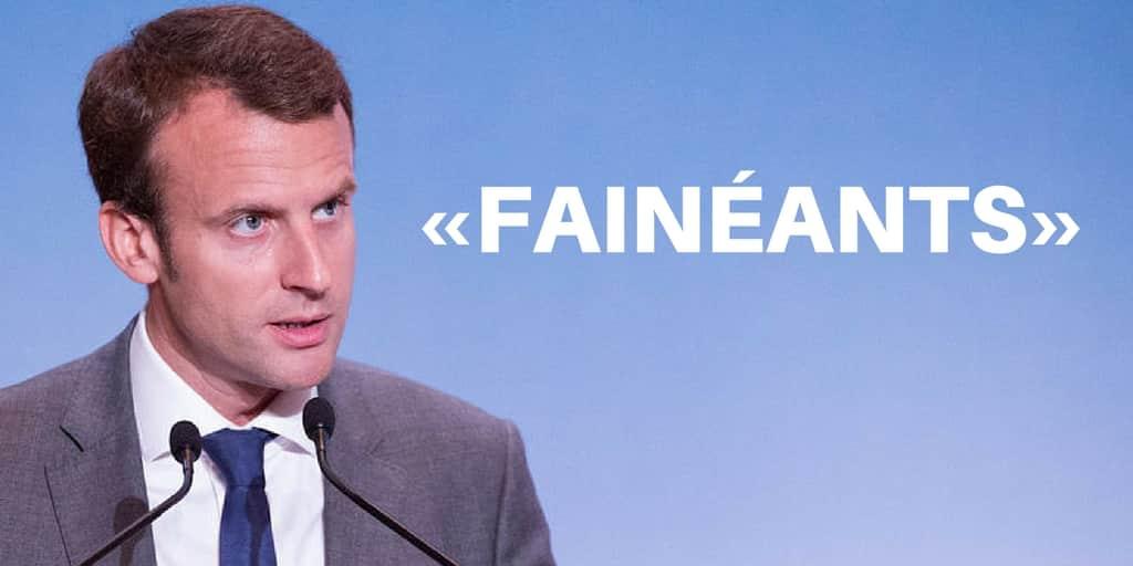 Macron n'aime pas les Français ! Rendez-le-lui le 12 et le 23 septembre !