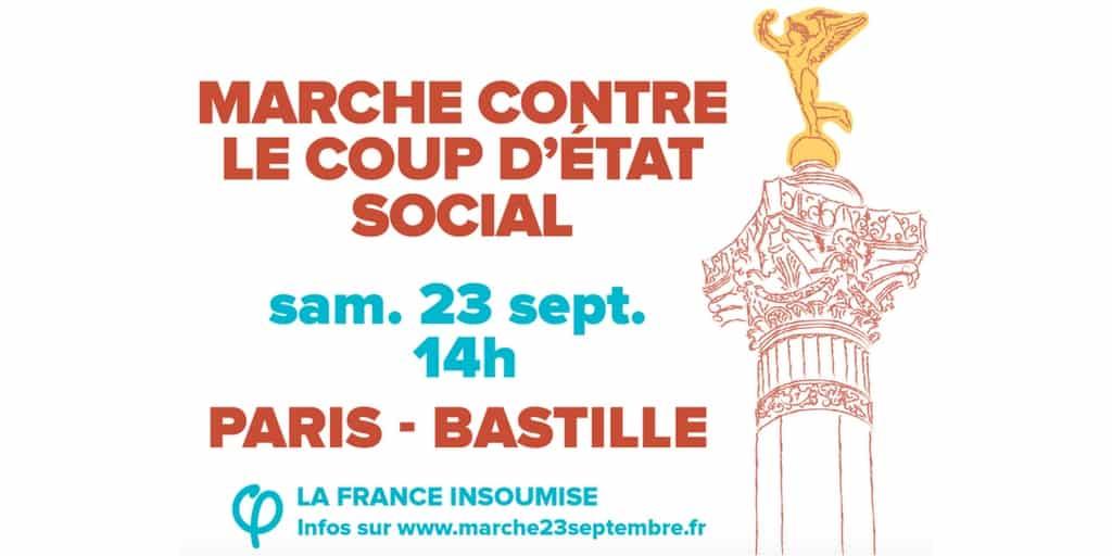 LFI : La France insoumise se lance - Page 2 Marche-23-septembre