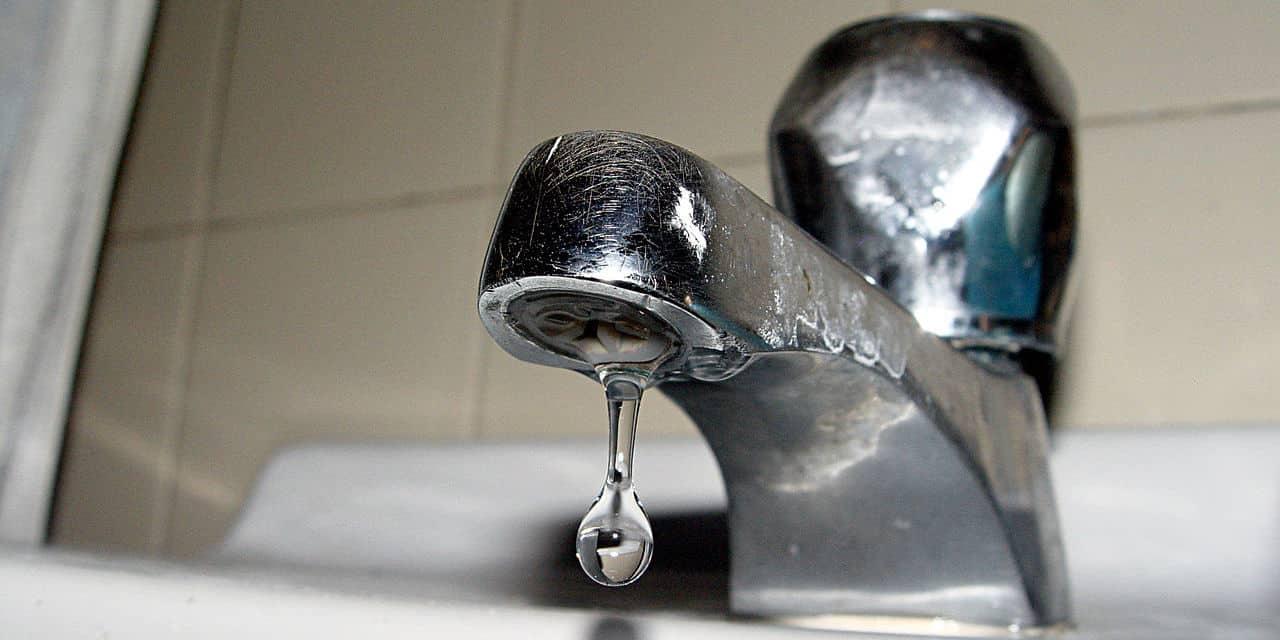 Question écrite - Coupures d'eau illégales