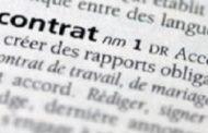 Question écrite - baisse du nombre des contrats aidés