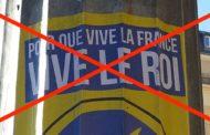Lettre demandant la fermeture du local de l'Action Française à Marseille
