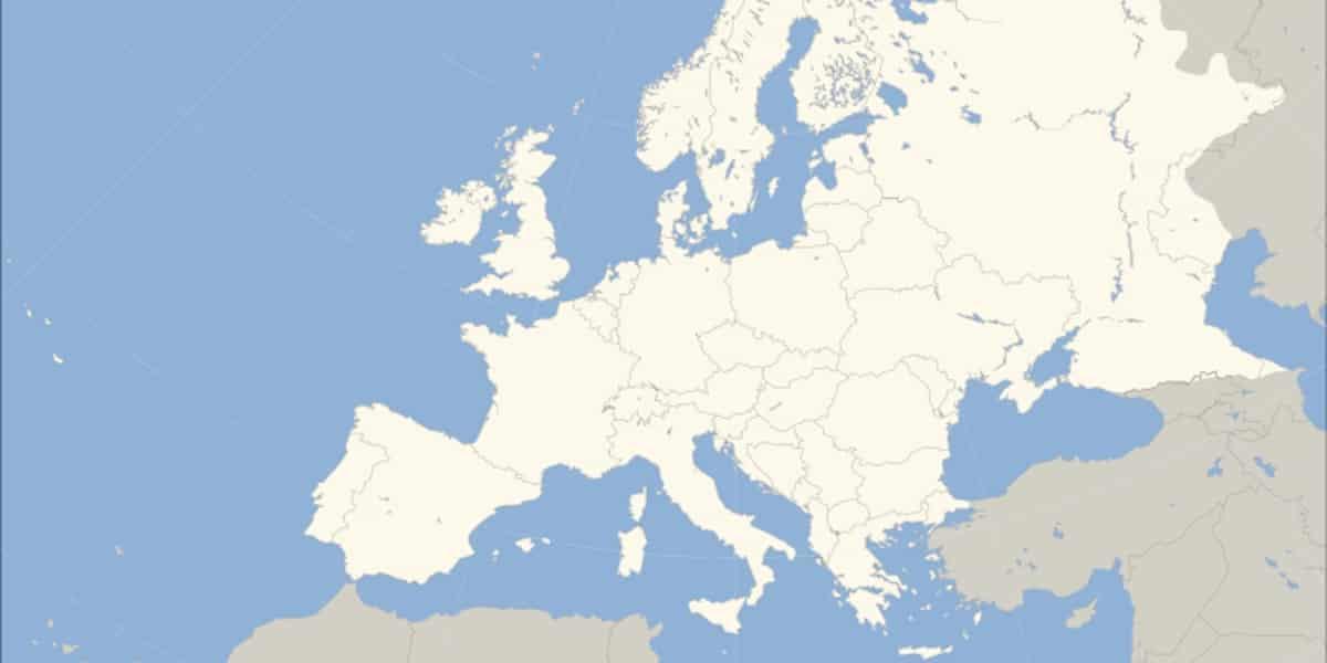 Les frontières et l'Europe