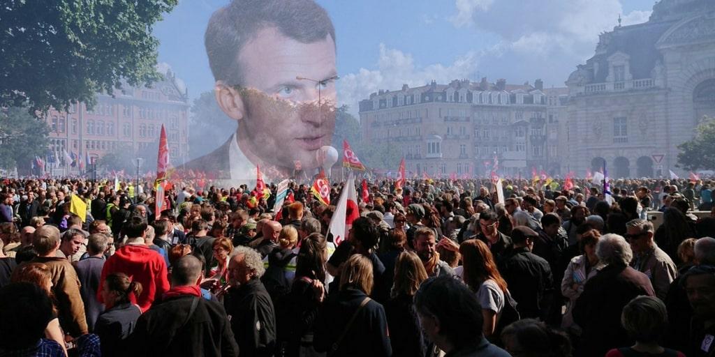La grande bataille avec Macron va commencer