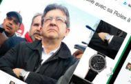 FAKE NEWS - Non, Jean-Luc Mélenchon n'arbore pas une Rolex à 18.000 euros