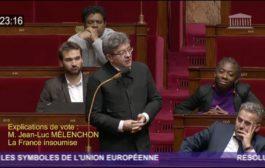 Drapeau européen : il n'est jamais dérisoire de débattre de symboles