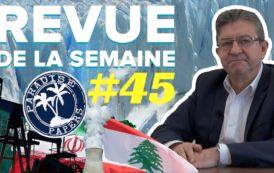 Revue de la semaine #45 : climat, COP23, Paradise papers, pétrole, Liban, Iran, Arabie Saoudite, contre-budget