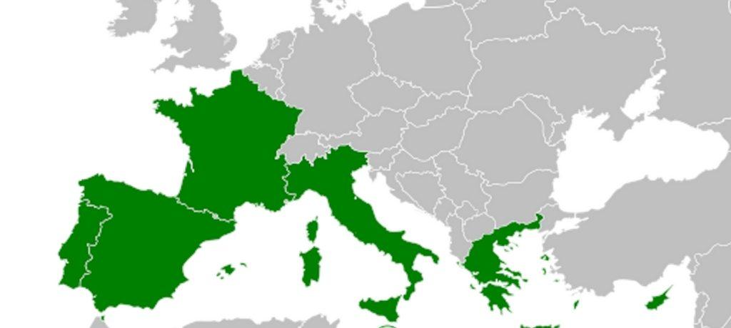 Pour Macron, plutôt l'Allemagne que l'Europe du Sud