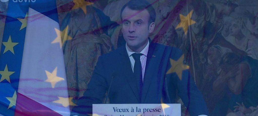 Européennes : Macron veut confisquer le droit à la parole de l'opposition populaire