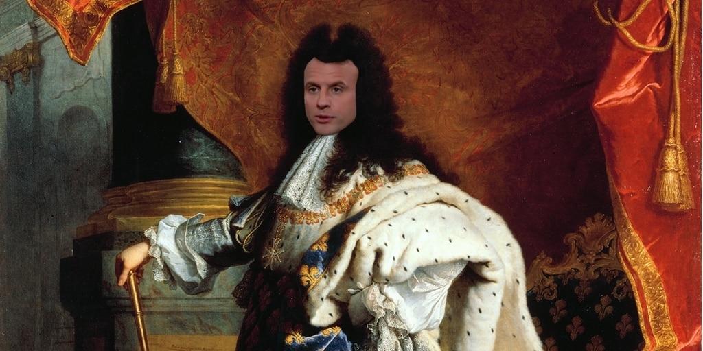 Qui est Emmanuel Macron ? - Page 11 Macron-moi-soleil