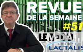 Revue de la semaine #51 : Lactalis, prisons, Le Média, neutralité du net