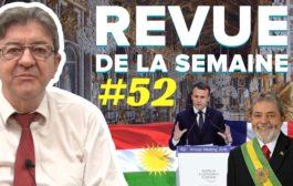 Revue de la semaine #52 : Davos, Versailles, État, prisons, Oxfam, Kurdes, BRICS, Lula, mondialisation