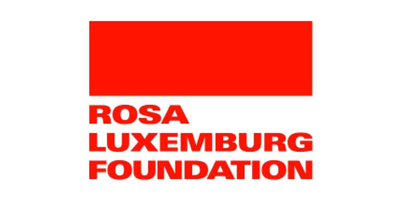 La Fondation Rosa Luxemburg nous étudie