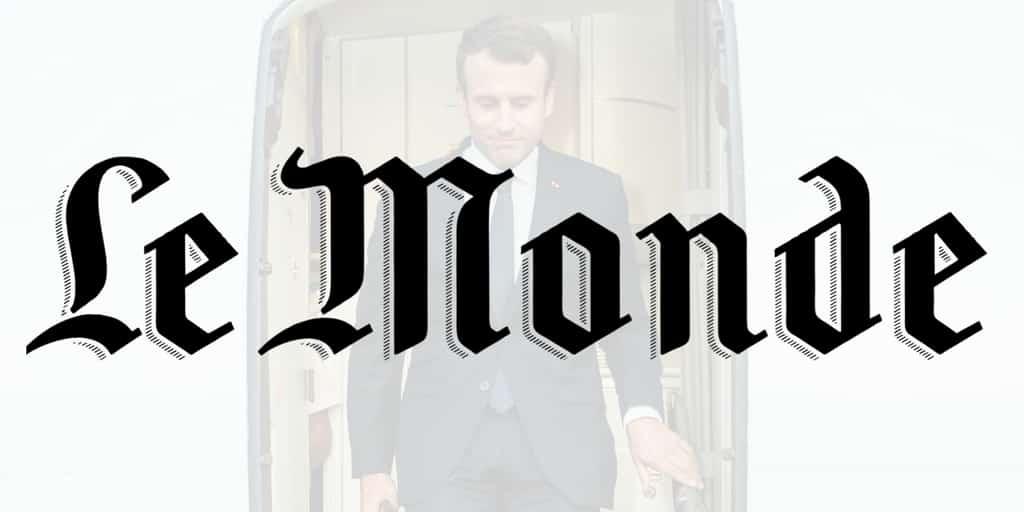 Comptes de campagne: «Le Monde» ment. Mais il protège ainsi Macron.