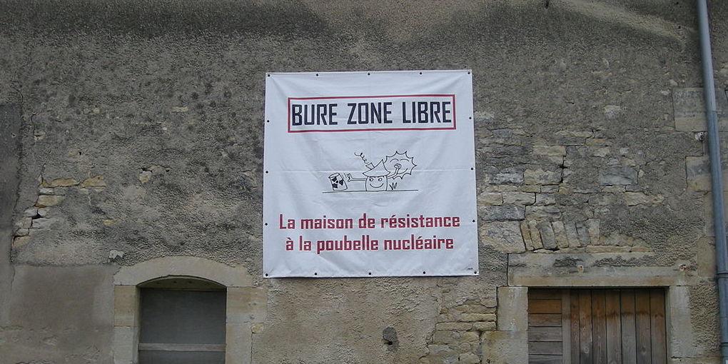Bure : contre la poubelle nucléaire et l'expulsion militaire, rendez-vous devant les préfectures à 18 heures