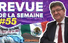 Revue de la semaine 55 : Pauvreté, SDF, Mexique, Italie, Naples