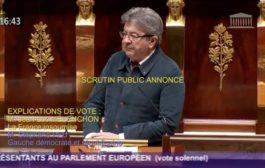 VIDÉO - «Il faut sortir des traités européens»