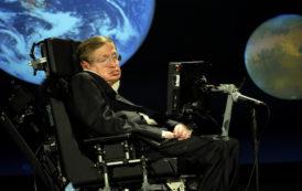 Un bref souvenir du temps selon Stephen Hawking