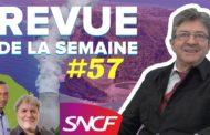 Revue de la semaine #57 : Guyane, Mayotte, SNCF, barrages, nucléaire, élections