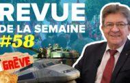 Revue de la semaine #58 : Grève, marche, service public, francophonie, défense, cyberguerre