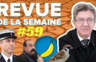 Revue de la semaine #59 : Arnaud Beltrame, social, extrême droite, oiseaux, eau