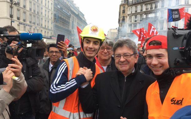 VIDÉO - Grèves : «Macron est responsable du chaos»
