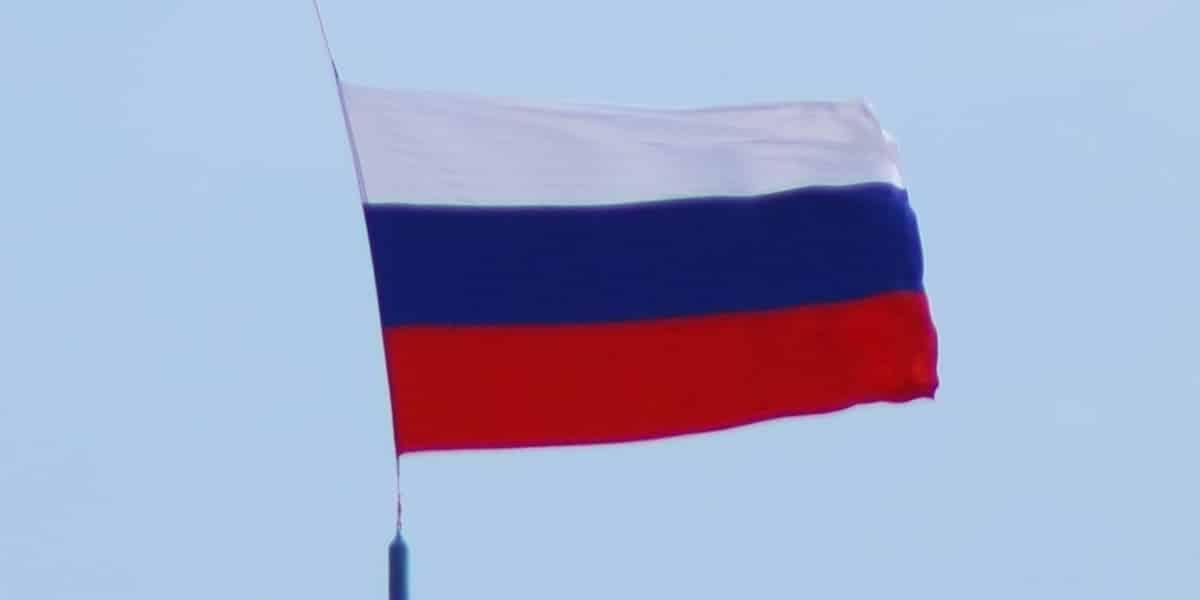 Je m'envole vers la Russie