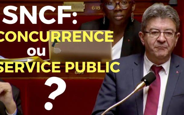 VIDÉO - SNCF : «Deux logiques s'affrontent»