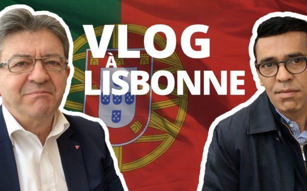 VLOG - À Lisbonne, lancement d'un mouvement politique européen