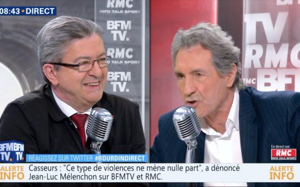 VIDÉO - «Macron fait du Thatcher» - Invité de Bourdin Direct