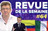 Revue de la semaine #64 : Colombie, Italie, Europe, 26 mai, médias, réforme institutionnelle