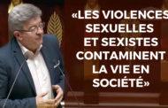 VIDÉO - «Les violences sexuelles et sexistes contaminent la vie en société»