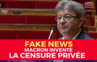 Médias, Télévision d'Etat, Propaganda Staffel - Page 10 Fake-news-macron-censure-190x122