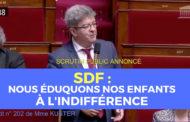 VIDÉO - SDF : Nous éduquons nos enfants à l'indifférence
