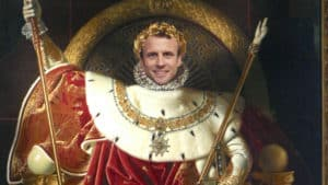 Image result for macron napoleon