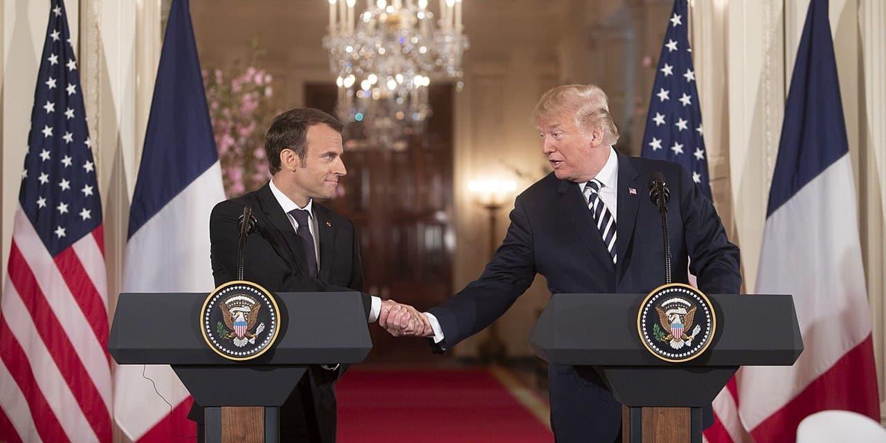 Trump ruine sa cause, Macron rate son rôle